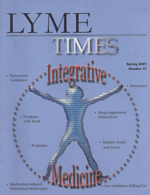 Lyme Times Integrative Medicine Lyme Disease Issue