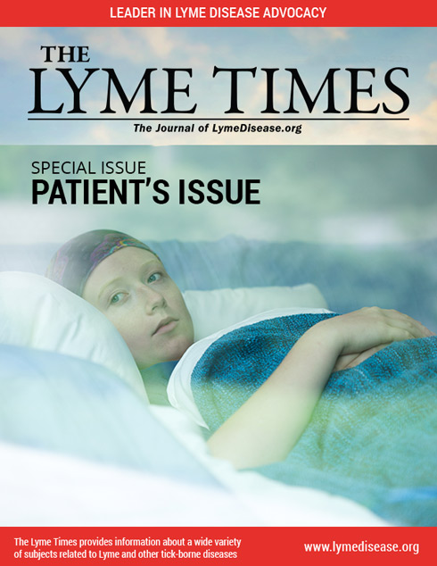 Lyme Times Patient Lyme Disease Issue