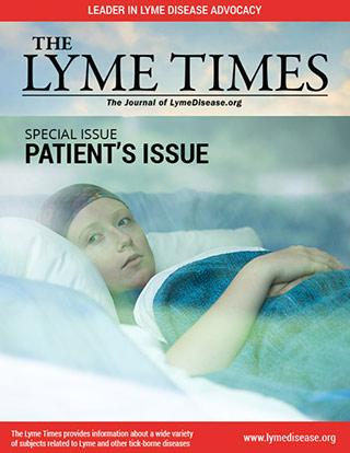 LymeDisease.org online journal the Lyme Times