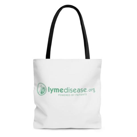 Lyme Disease Tote Bag