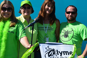 Fundraise For The LymeWalk
