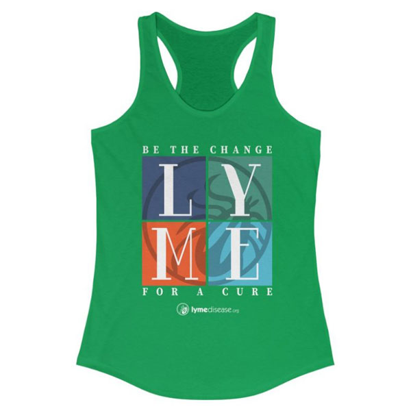 Lime Green Women's Tank Top
