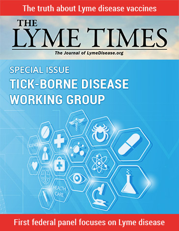 Lyme Times Spring 2018 Issue