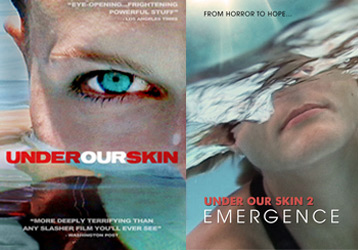 Schedule a screening of Under Our Skin