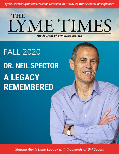 Lyme Times Fall 2020 Issue