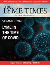 LymeTimes COVID-19 Issue