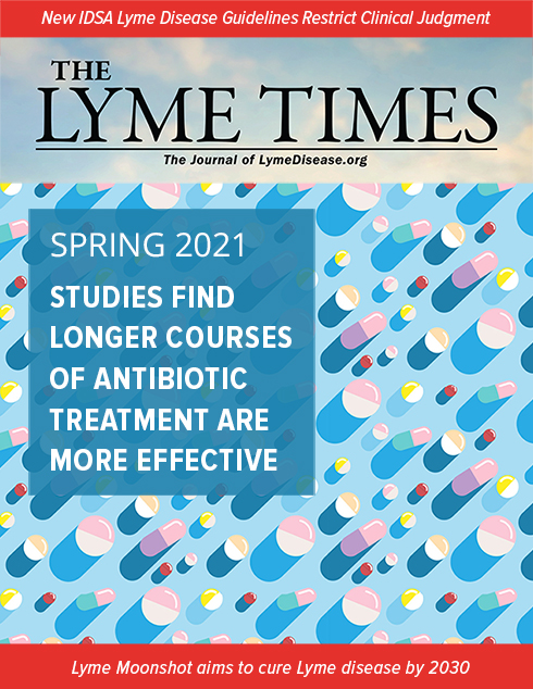 Lyme Times Spring 2021 Issue