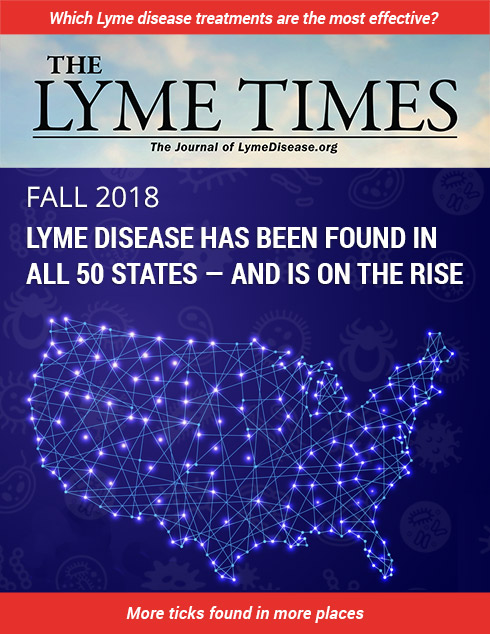 Lyme Times Fall 2018 Issue