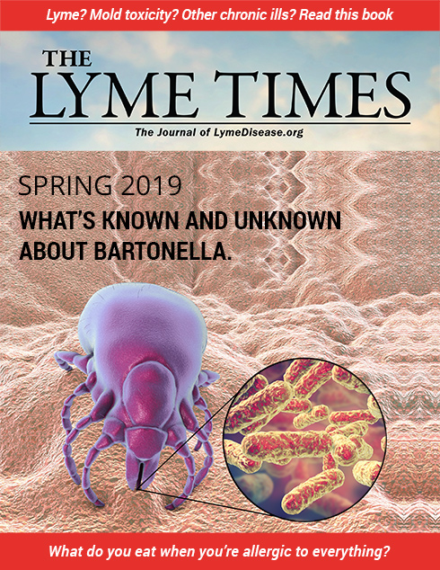 Lyme Times Spring 2019 Issue