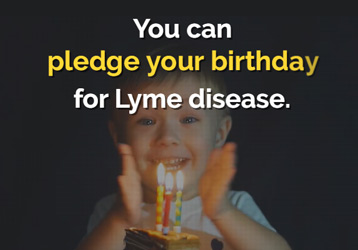Create a Fundraiser On LymeDisease.org