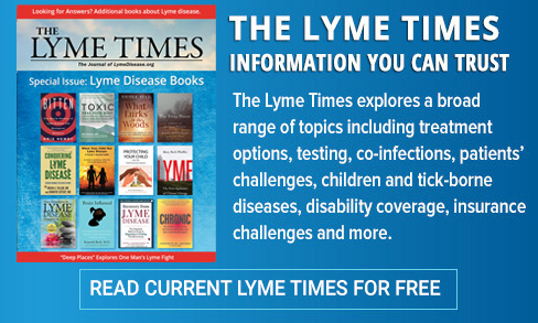 View Current LymeTimes Issues