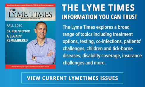 View LymeTimes Issues