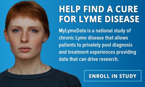 Enroll in MyLyme Data Lyme Disease Reasearch Study