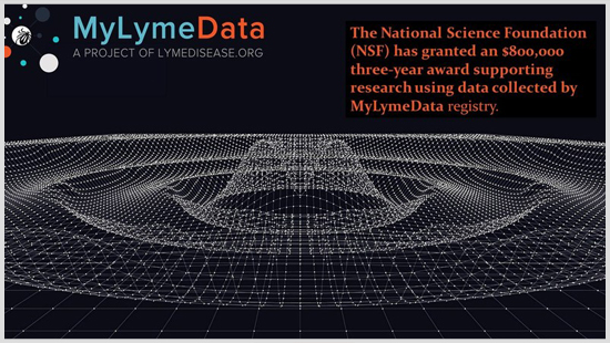 National Science Foundation Grant Supports MyLymeData Research