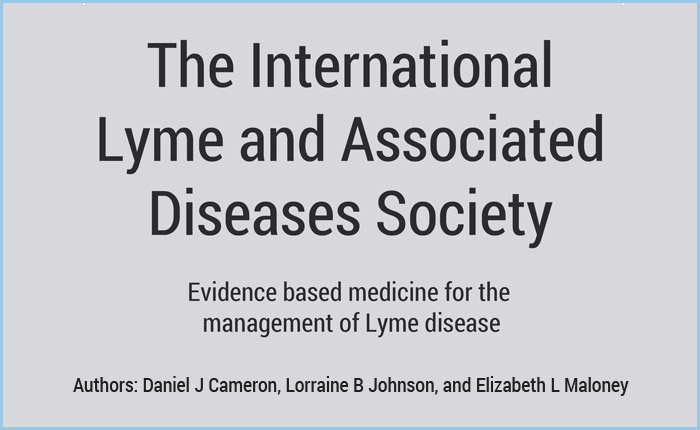 ILADS Lyme Treatment Guidelines