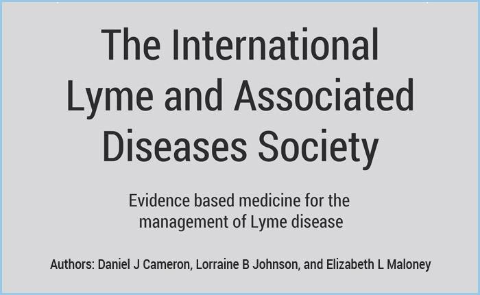 ILADS Lyme Treatment Guidelines