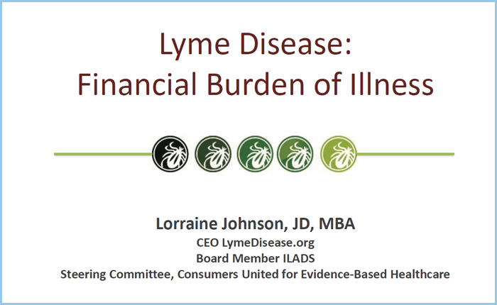Financial Burden of Illness in Lyme disease