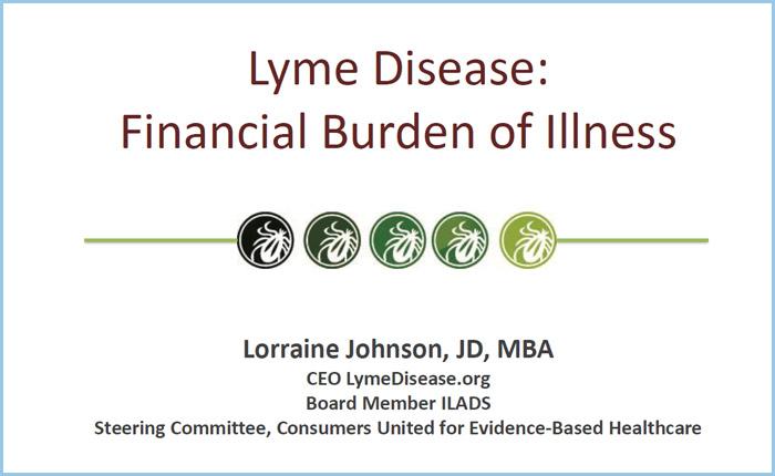 Financial Burden of Illness in Lyme disease