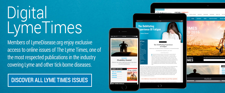 Read The LymeTimes Online