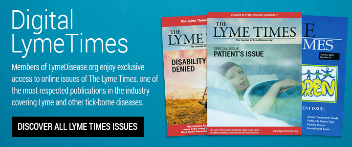 Read The LymeTimes Online