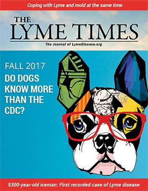 LymeTimes Summer Fall - Why are Lyme Disease Cases Missing in the South and West? (Do Dogs Know More Than the CDC?)