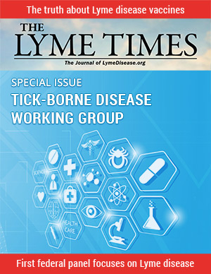 LymeTimes Tick-Borne Disease Working Group Special Issue