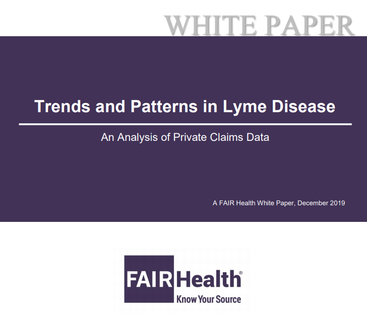 Trends and Patterns in Lyme Disease: An Analysis of Private Claims Data