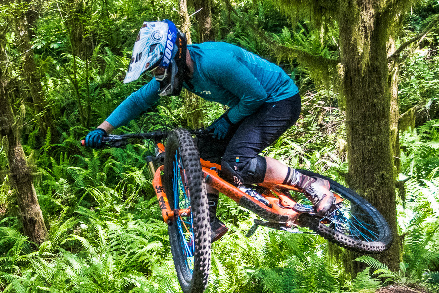 Navigating the Ups and Downs of Mountain Biking With Lyme disease