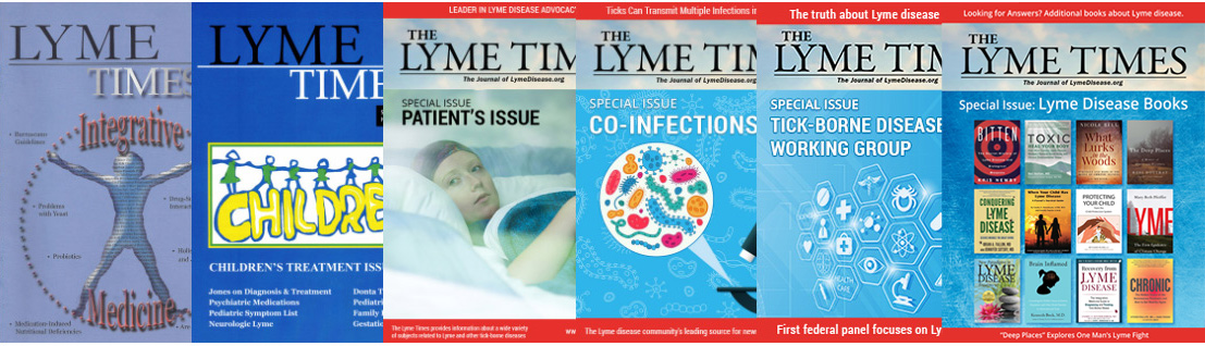 LymeTimes Special Issues