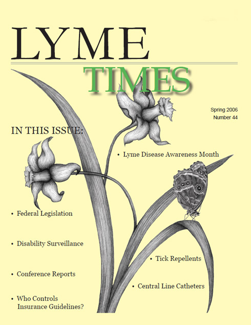 Lyme Times Spring 2006 Issue