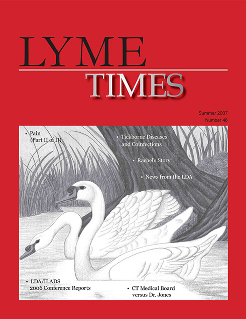 Lyme Times Summer 2007 Issue