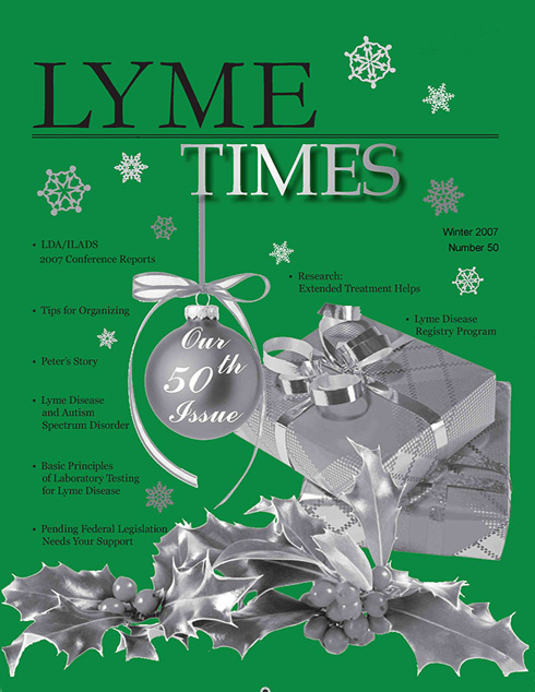 Lyme Times Winter 2007 Issue