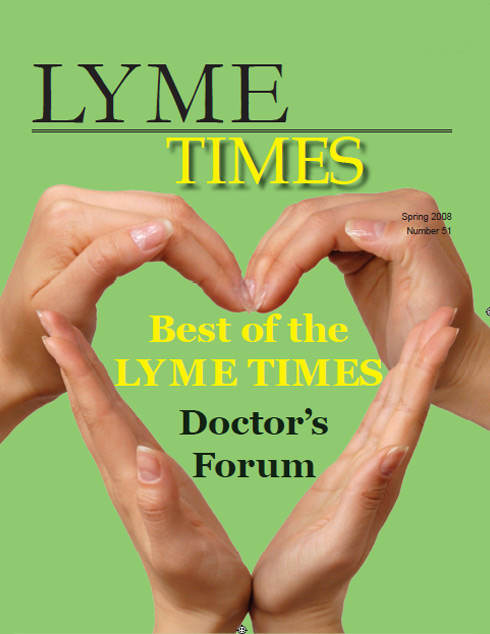 Lyme Times Spring 2008 Issue
