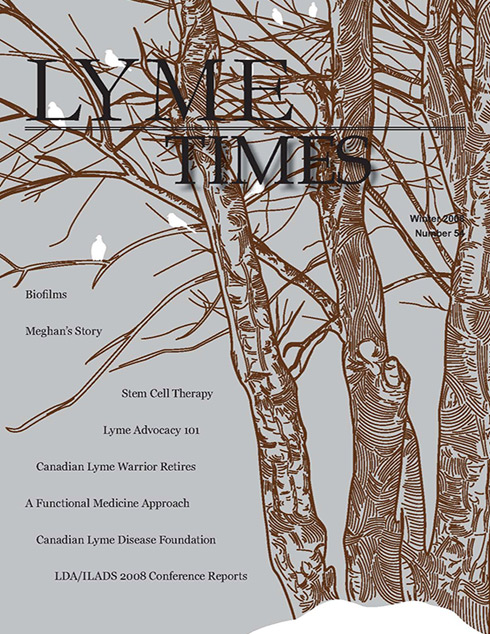 Lyme Times Winter 2008 Issue