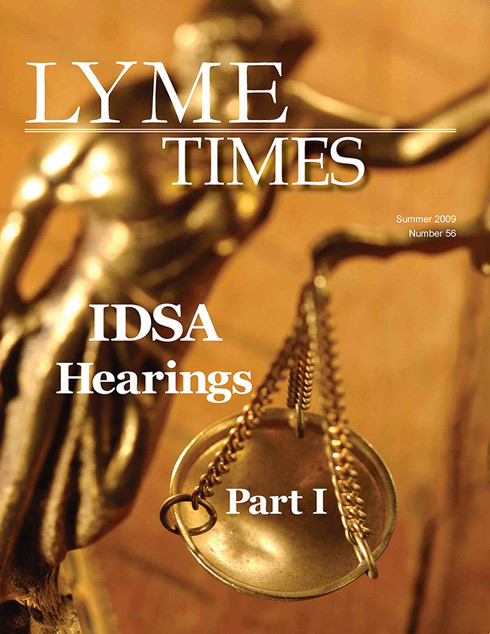 Lyme Times Summer 2009 Issue