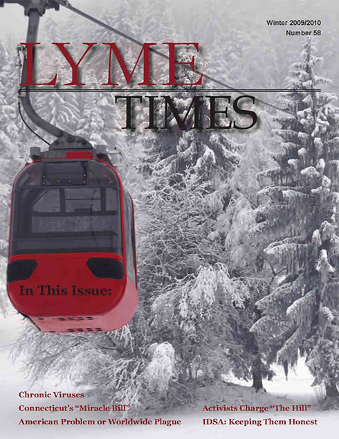 Lyme Times Winter 2009 Issue