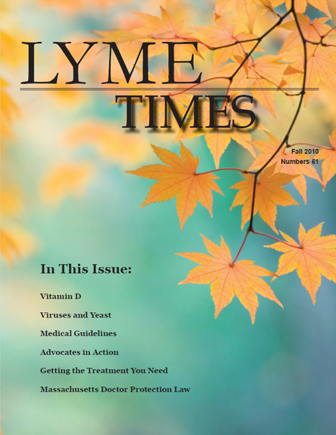 Lyme Times Fall 2010 Issuee
