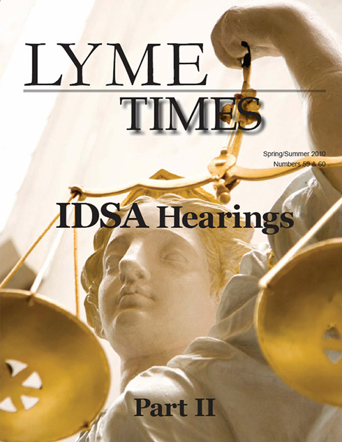 Lyme Times Summer 2010 Issue