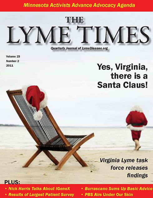 Lyme Times Fall 2011 Issue
