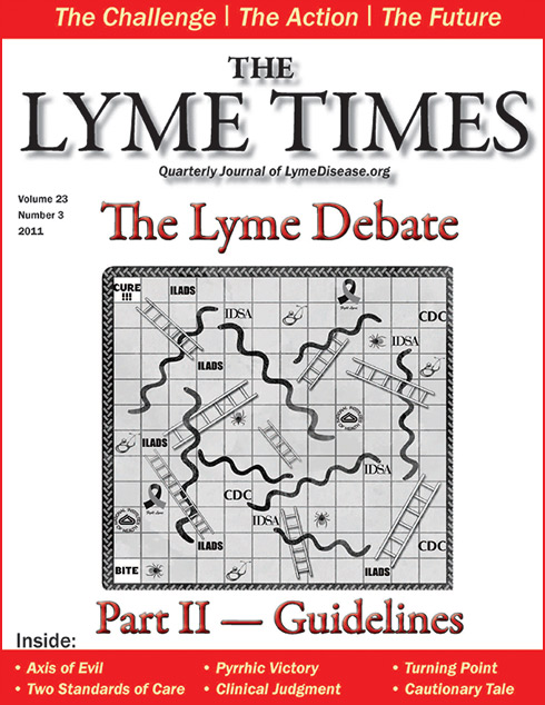 Lyme Times Winter 2011 Issuee