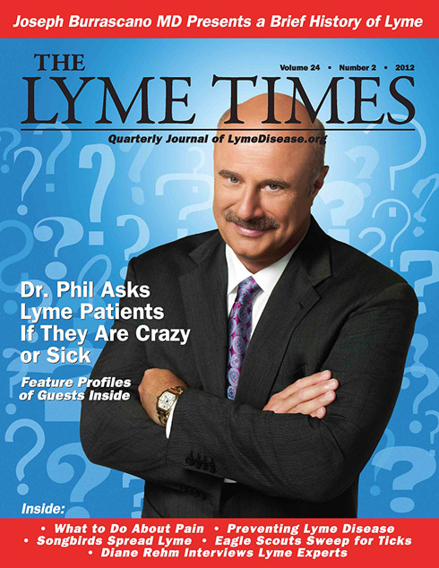 Lyme Times Summer 2012 Issuee