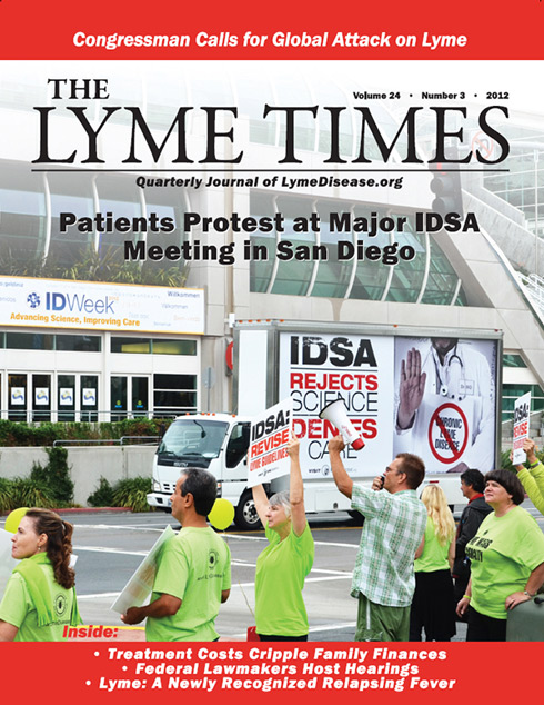 Lyme Times Winter 2012 Issue