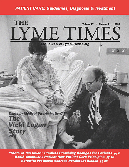 Lyme Times Spring 2015 Issue