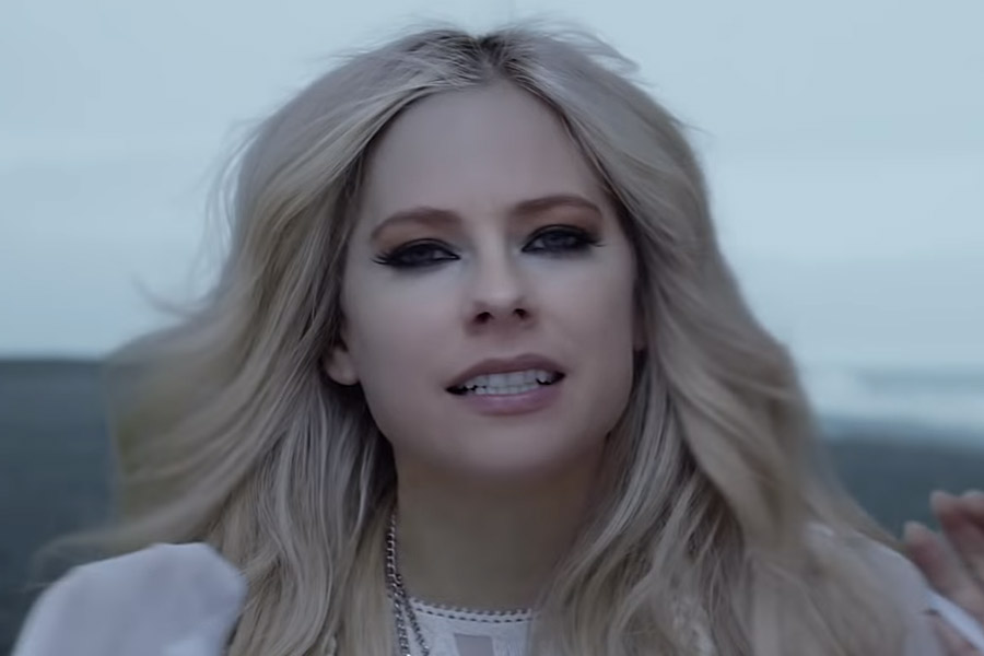 "Avril Lavigne Releases New Song, ""Head Above Water,"" About Lyme Disease"