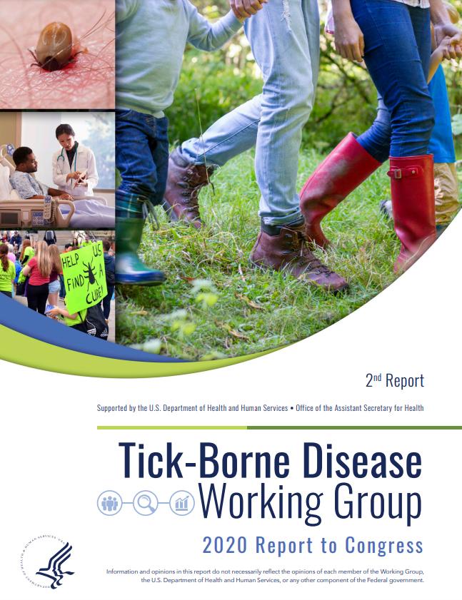 Tick-Borne Disease Working Group 2020 Report