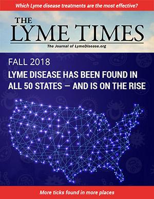 LymeTimes Fall 2018