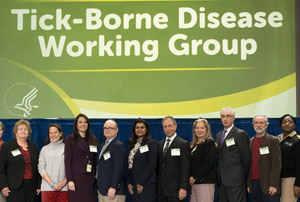 """View How the Patient Voice Has Impacted the Tick-Borne Disease Working Group"