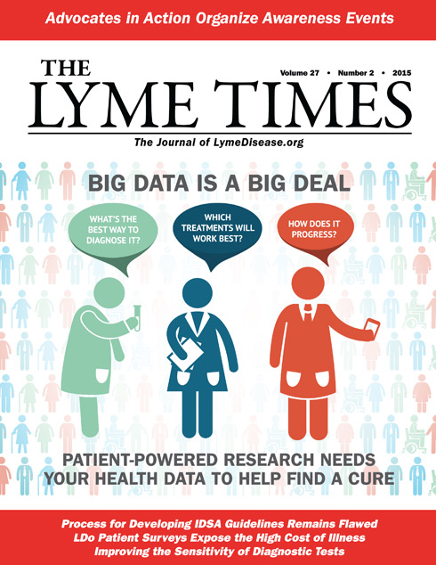 LymeTimes 2015 Summer Lyme Disease Issue