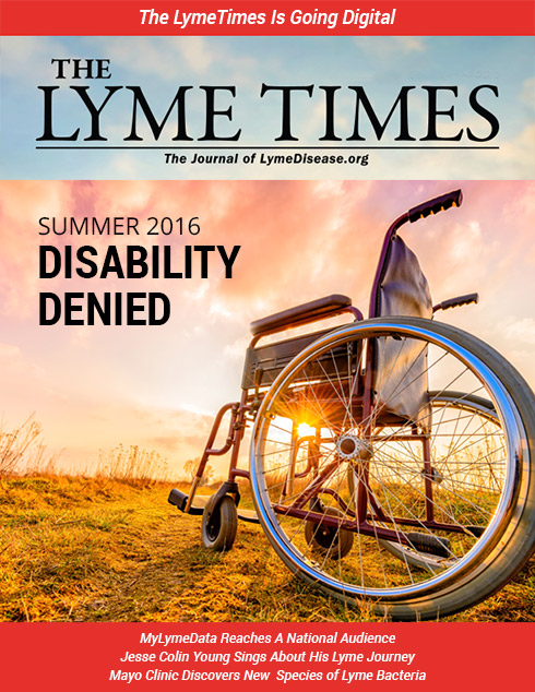 Summer 2016 Lyme Times Issue