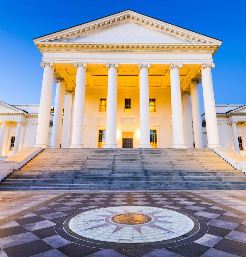 Virginia Senate Passes Doctor Protection Bill